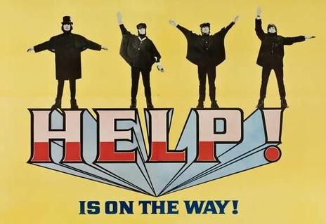 Help! is on the way!