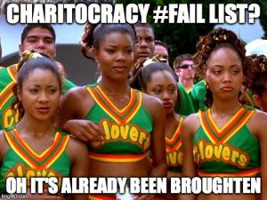 Charitocracy #fail list? It's already been broughton.