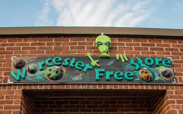 Worcester Free Store