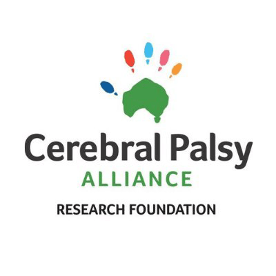 Cerebral Palsy Alliance Research Foundation logo