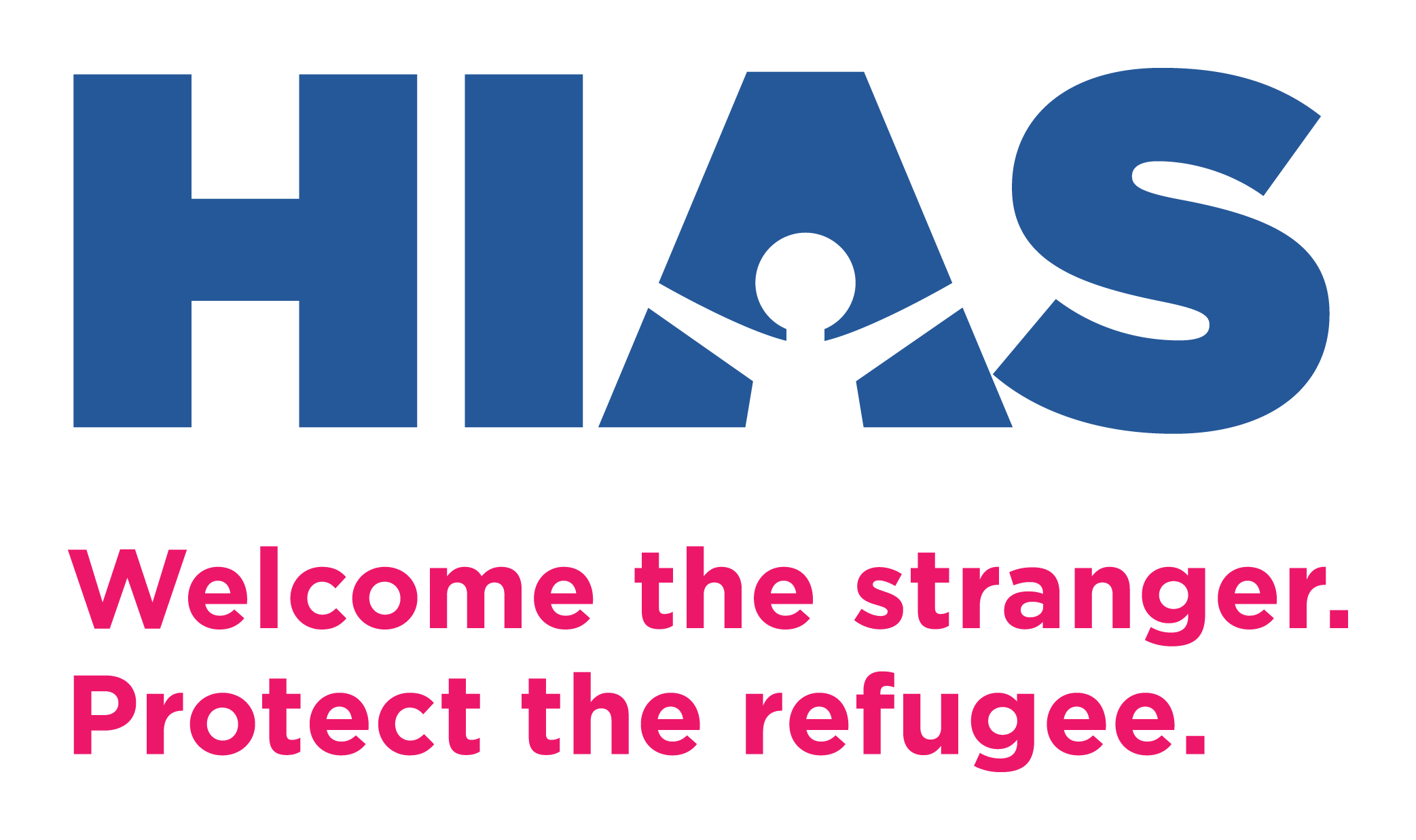 HIAS: Welcome the stranger. Protect the refugee.