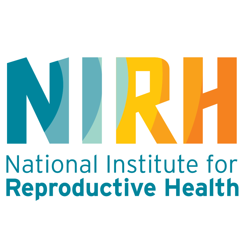 National Institute for Reproductive Health logo