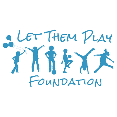Let Them Play Logo