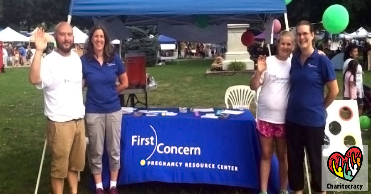 Nominee First Concern Pregnancy Resource Center
