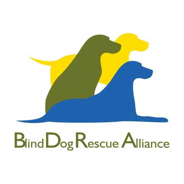Blind Dog Rescue Alliance logo
